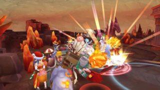 炎の地2戦目